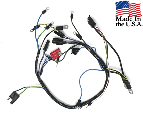 69-70 SHELBY UNDER CONSOLE WIRING HARNESS on battery harness, amp bypass harness, maxi-seal harness, engine harness, safety harness, obd0 to obd1 conversion harness, alpine stereo harness, pony harness, nakamichi harness, cable harness, dog harness, suspension harness, oxygen sensor extension harness, radio harness, fall protection harness, pet harness, electrical harness,